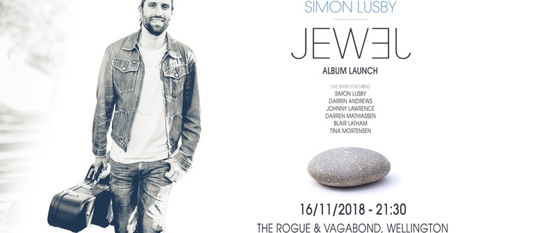 Simon Lusby - Jewel Album Release