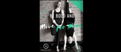 Be Bold and Move for More