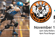 Image for event: Moana Roller Derby vs Hellmilton Roller Ghouls