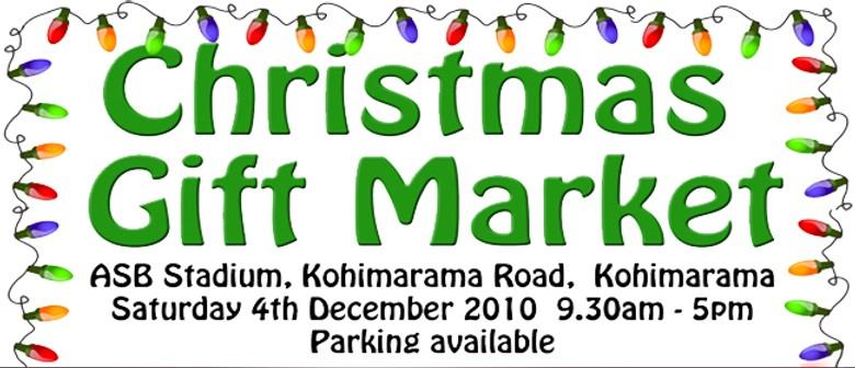 Christmas Gift Market