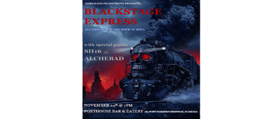 Merciless Promotions - Blackstage Express