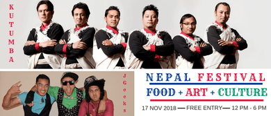 Nepal Festival 2018 - Celebrating One Country, Many Stories