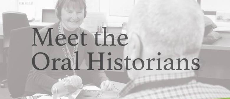 Meet the Oral Historians