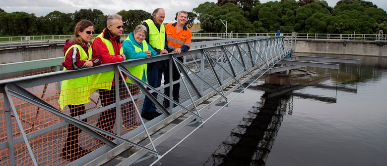 Mangere Wastewater Treatment Plant Tours