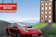 Mangatainoka Motors Japanese Car Day
