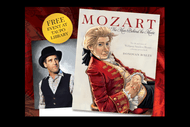 Image for event: Donovan Bixley- Mozart - The Man Behind the Music