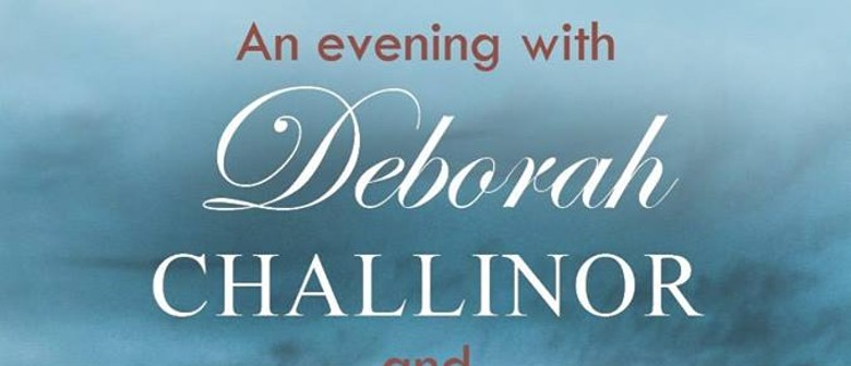 An evening with Deborah Challinor and Lizzi Tremayne