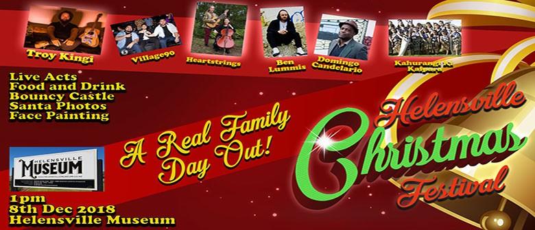 Helensville Christmas Festival