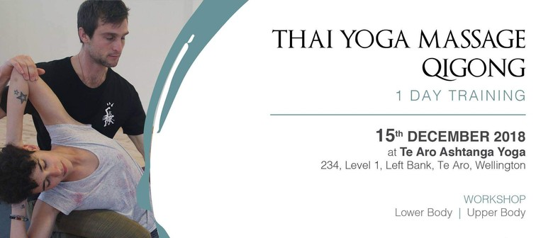 Thai Yoga Massage/Qigong Training