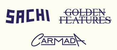 Sachi, Golden Features, Carmada, Deadbeat - Mount Park