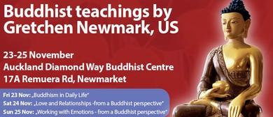 Buddhist Teachings by Gretchen