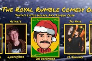 Image for event: The Rumble
