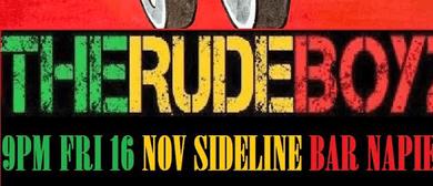 The Rude Boyz - Friday Reggae Party
