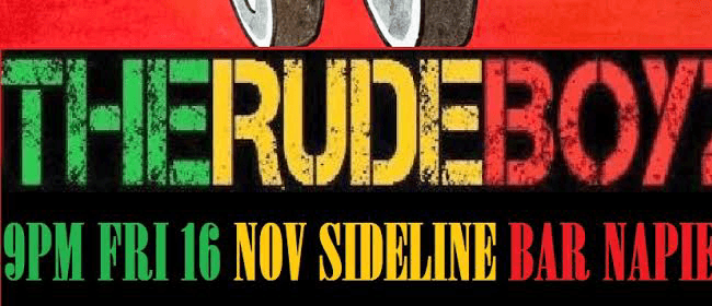 The Rude Boyz - Friday Reggae Party: CANCELLED