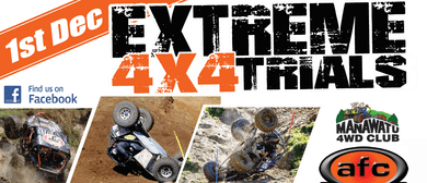 Extreme 4 X 4 Trials
