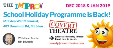 Improv Holiday Programme