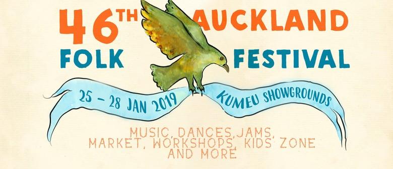 Auckland Folk Festival 2019