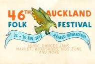 Image for event: Auckland Folk Festival 2019