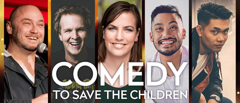 Comedy to Save the Children Fundraiser