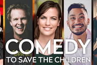 Image for event: Comedy to Save the Children Fundraiser