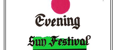Evening Sun Festival