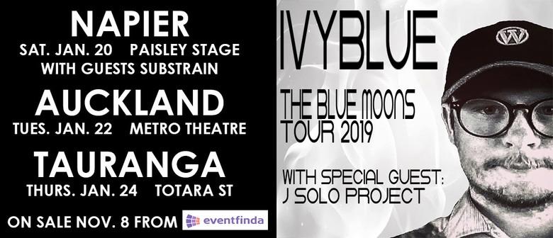 Ivy Blue: The Blue Moons Tour 2019