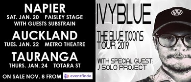 Ivy Blue: The Blue Moons Tour 2019