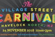 Village Street Carnival 2018