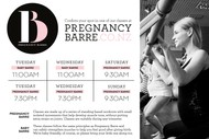 Image for event: Pregnancy Barre