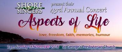 Shore Singers 43rd Annual Concert