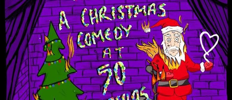 Jingle Balls Live Stand-Up Comedy