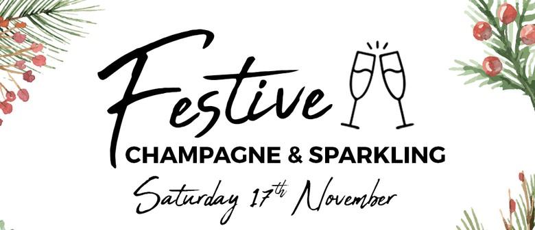 Festive Champagne & Sparkling Tasting