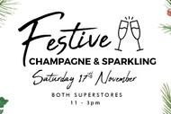Image for event: Festive Champagne & Sparkling Tasting