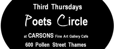 Poets Circle Thames November + Art