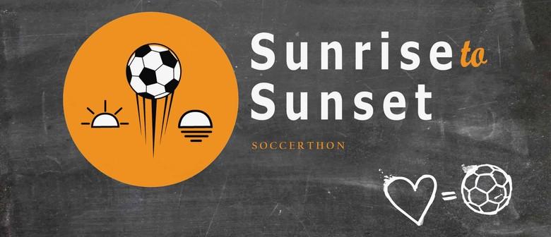 Sunrise 2 Sunset Soccerthon 2018