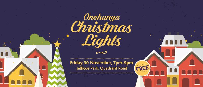 Onehunga Christmas Lights 2018