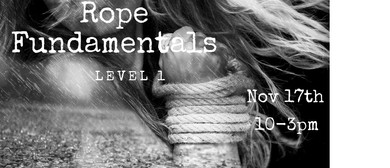 Rope Fundamentals Level 1