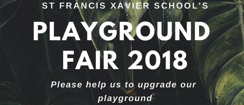 St Francis Xavier School - Playground Fair 2018