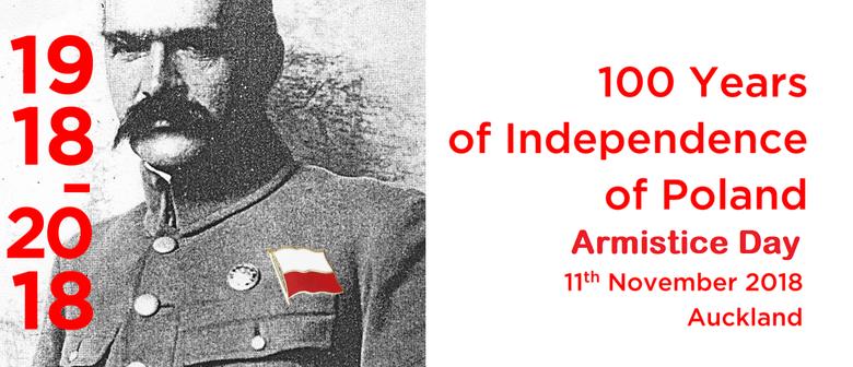 Armistice Day with Polonia