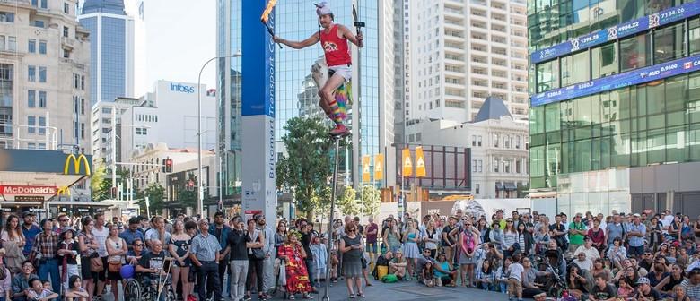 Auckland International Buskers Festival