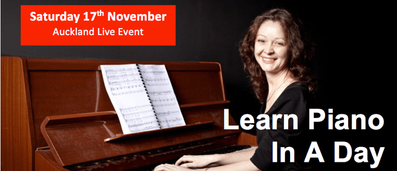 Learn Piano In A Day - For Adult Beginners