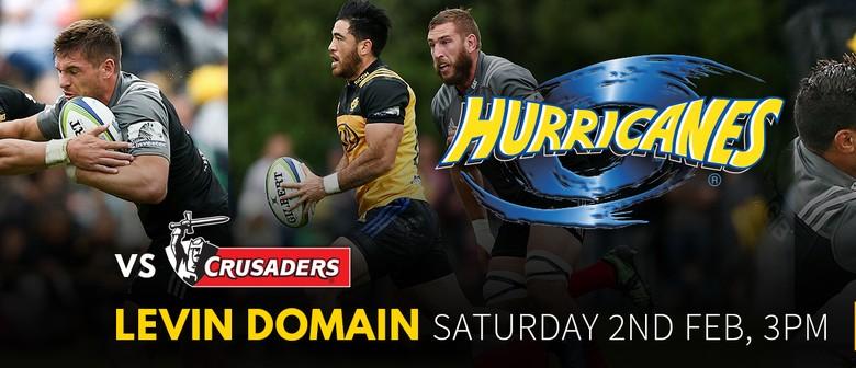 Hurricanes v Crusaders Preseason Match