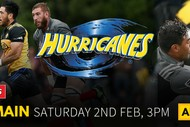 Image for event: Hurricanes v Crusaders Preseason Match