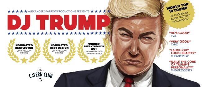 One Night Only: Alexander Sparrow in DJ Trump