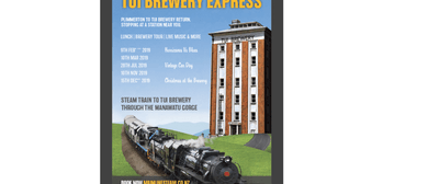 Tui Brewery Express
