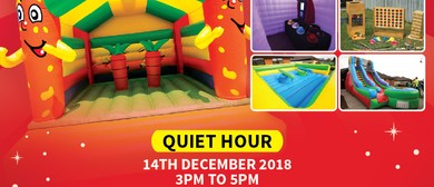 Inflatable Kingdom 2018 - Quiet Hour