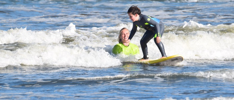 School Holiday 2 Day Surf Programme 2018/2019