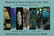 Image for event: Festival of Pots and Garden Art