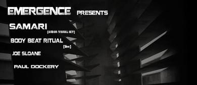 Emergence Presents: Samari & Body Beat Ritual