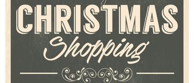 Twilight Christmas Shopping